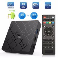 Android 8.1 Smart TV BOX RK3328 4g DDR3 RAM 32g ROM TV Receiver 4k Wifi Media Player Box