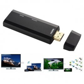 Newest Tronsmart HDMI Adapter MiraCast DLNA AirPlay MiraCast DLNA Dongle MirrorOp Wireless Display HDMI Adapter